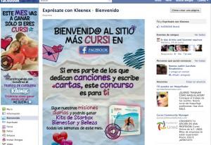Facebook Kleenex