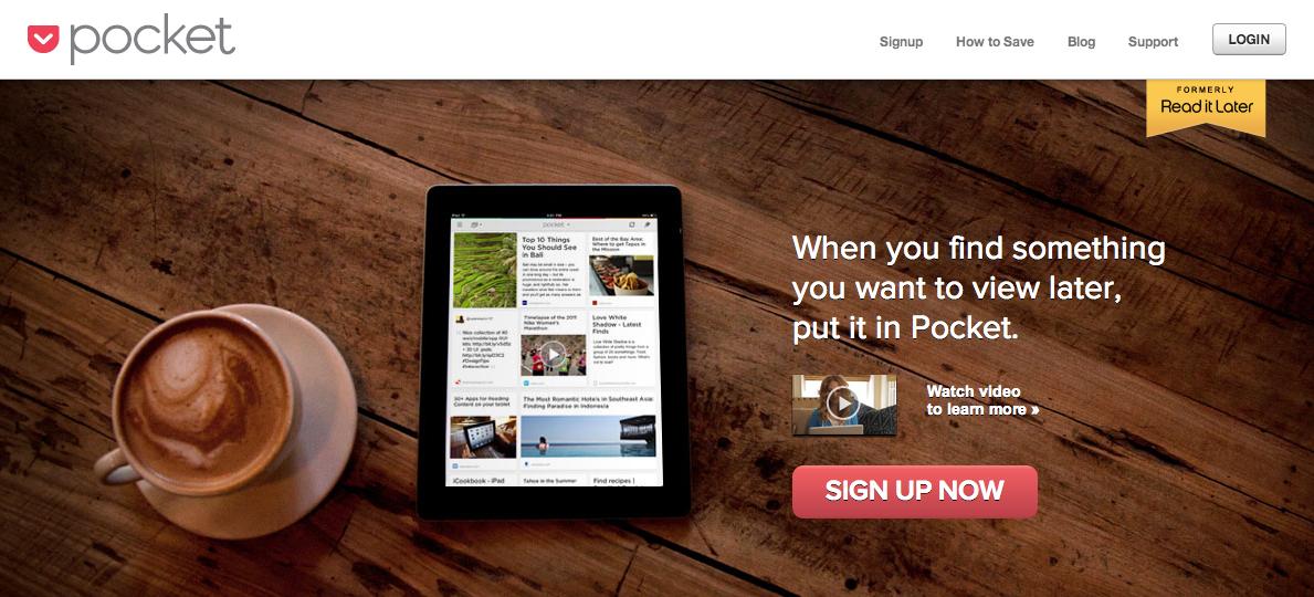 Copy que convierta: ejemplo landing page